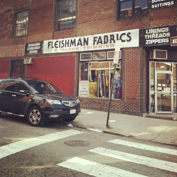 fleishman fabrics in philly