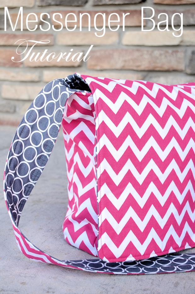 Featured Messenger Bag Tutorial Sewtorial