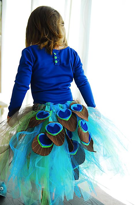 Featured: DIY Peacock Costume Tutorial - SEWTORIAL