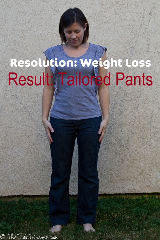 Featured: Tailoring Pants Tutorial