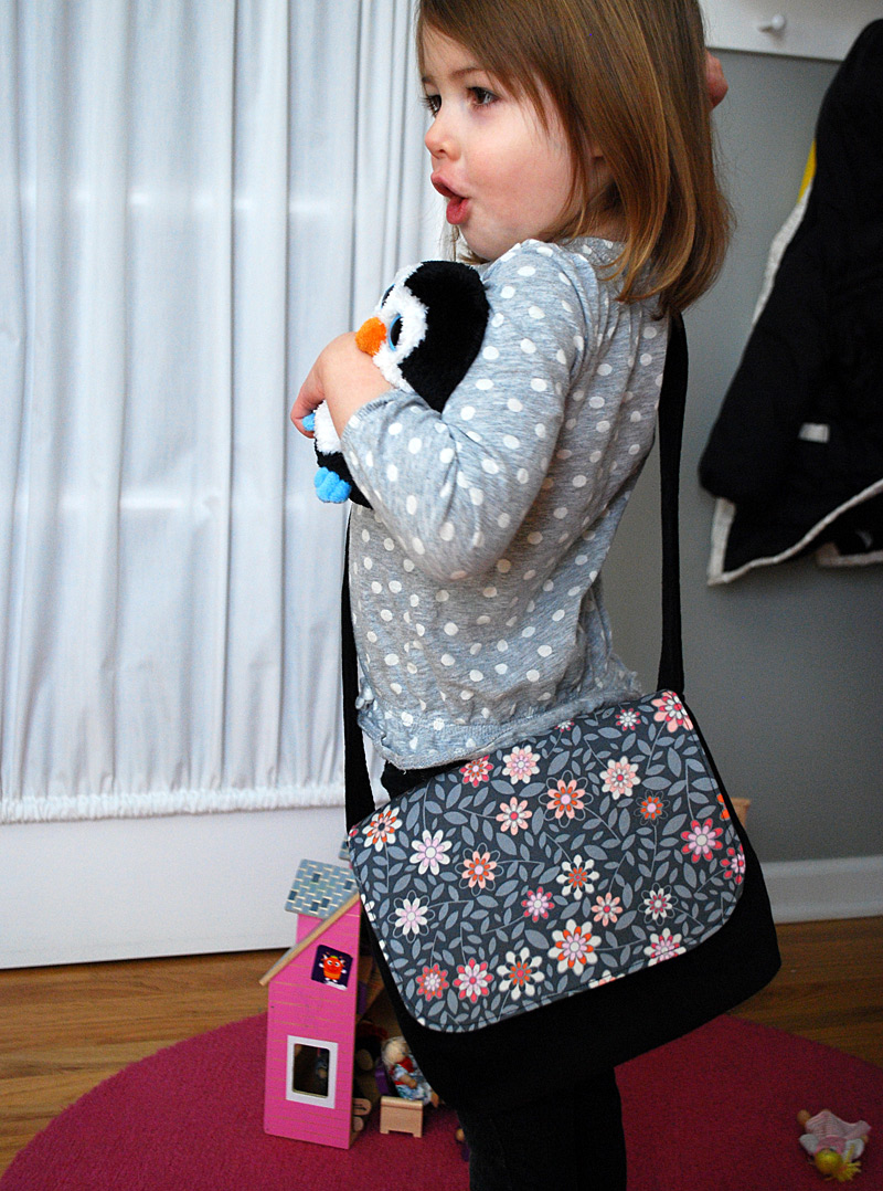 Featured Kid Sized Messenger Bag Tutorial Sewtorial