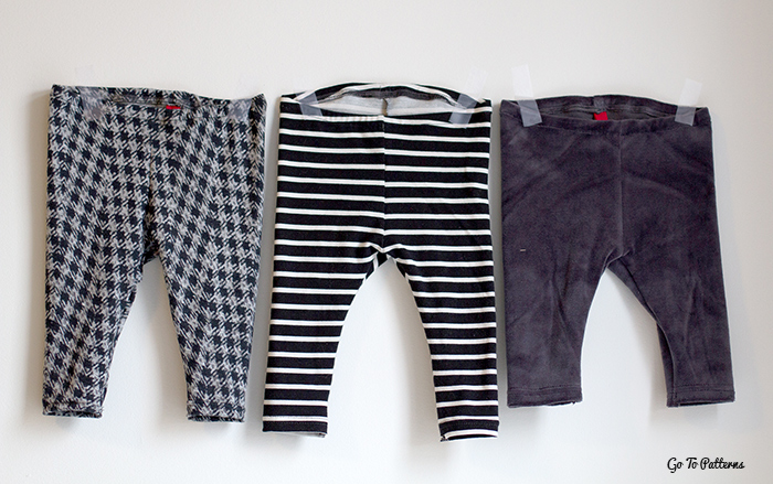 FREE Baby Go To Leggings Pattern - SEWTORIAL