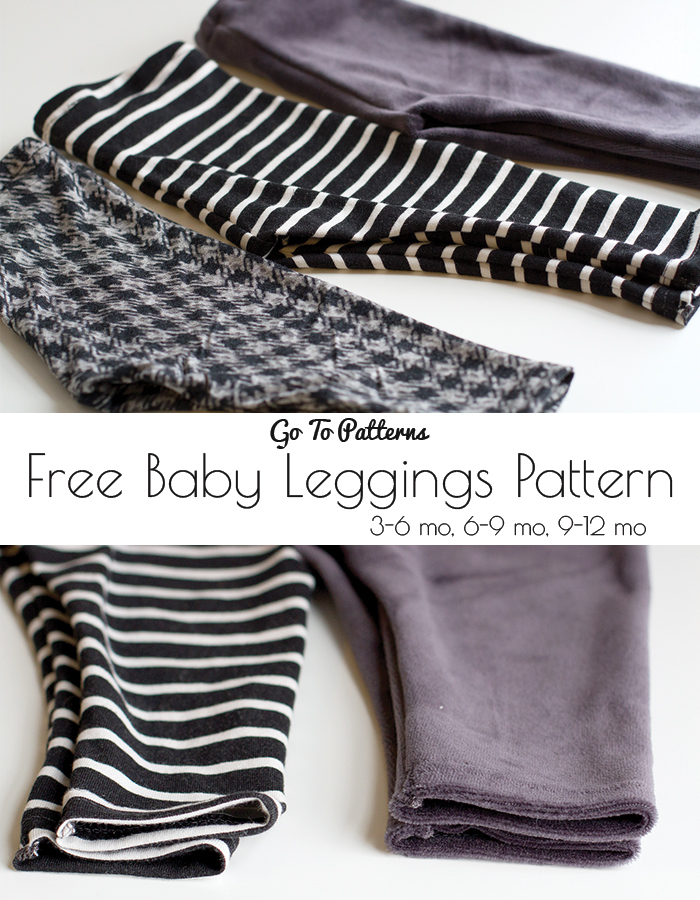 Sewing For Baby Knit Baby Leggings Made By Rae E Picfo