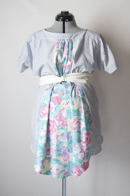 Перешить платье в платье для беременных 84