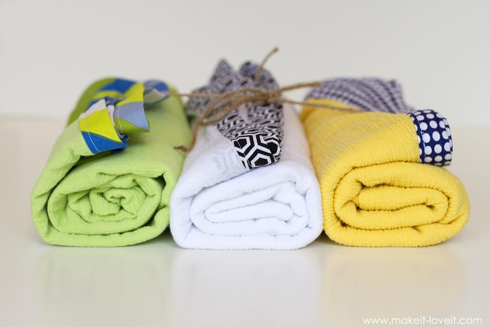 Gauze Swaddle Blankets Sewtorial