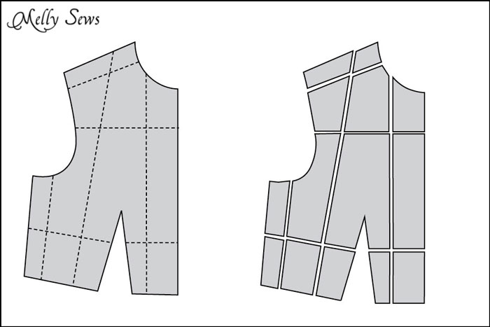 How To Resize A Sewing Pattern Sewtorial