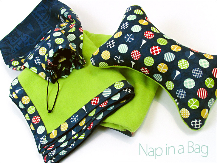 Nap In A Bag Sewtorial