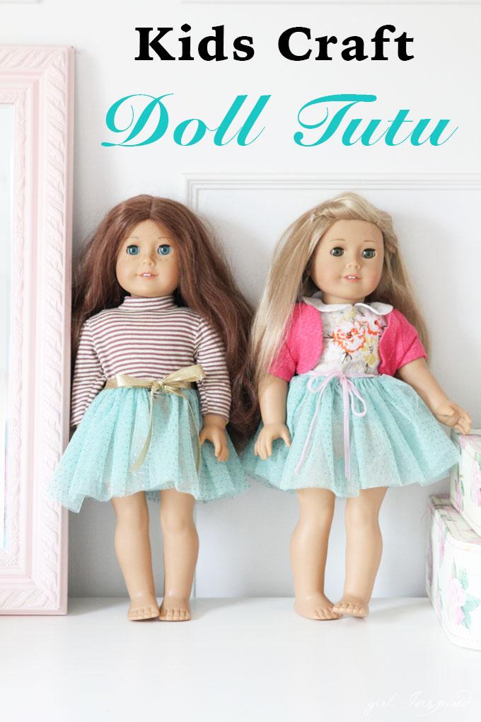 Как сшить юбку для большой куклы 13