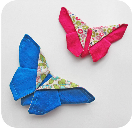 How To Make A Origami Butterfly